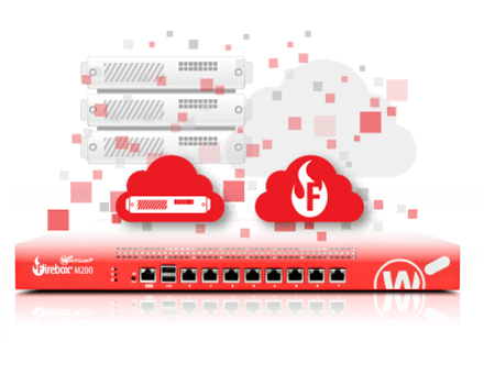 Virtual/Cloud Firebox Solutions