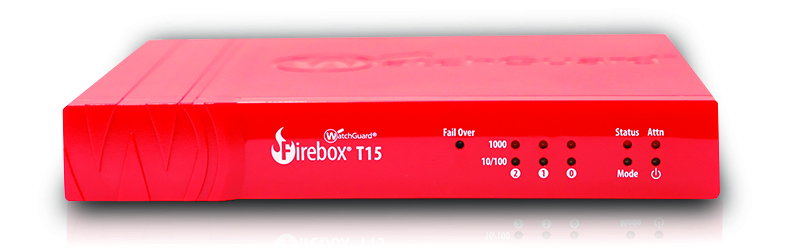 WatchGuard Firebox T15