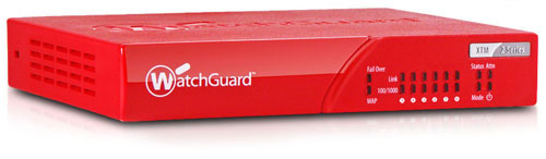 WatchGuard XTM 2 Series Appliance